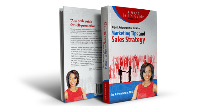 A Quick Reference Mini Book for Marketing Tips and Sales Strategy